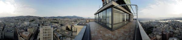Genova top Roof 600