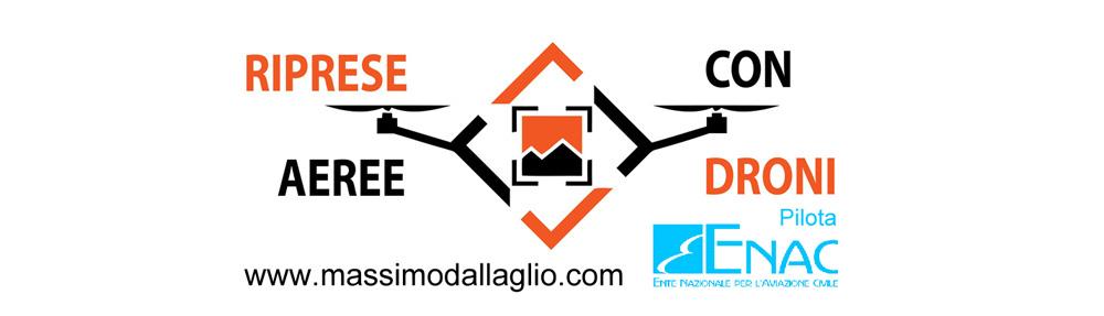 Massimo Dallaglio Pilota Droni Reggio Emilia